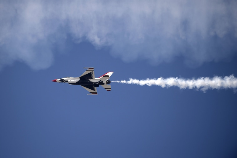Image:  U.S. Air Force Thunderbirds