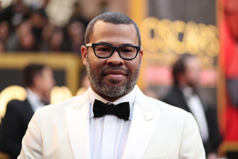 Image: Jordan Peele attends the 90th Annual Academy Awards