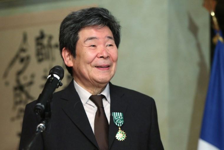 Image: Isao Takahata