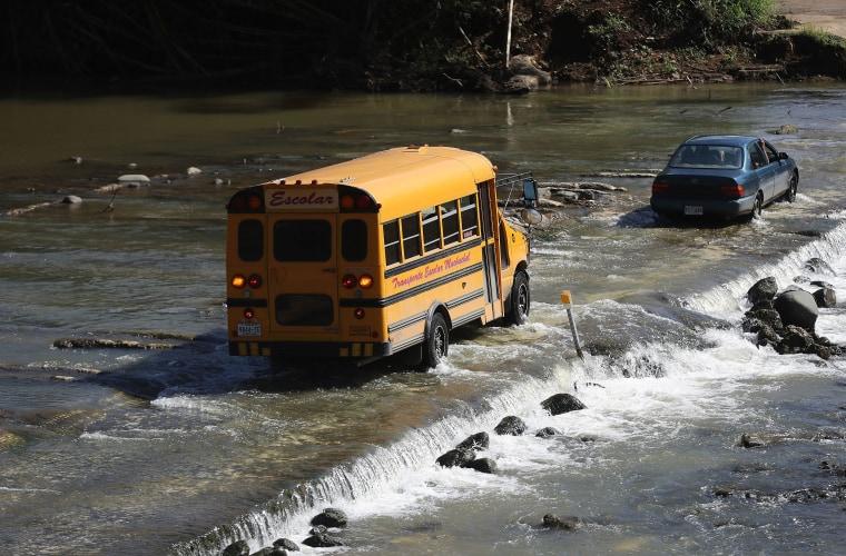 Image: Puerto Rico schools