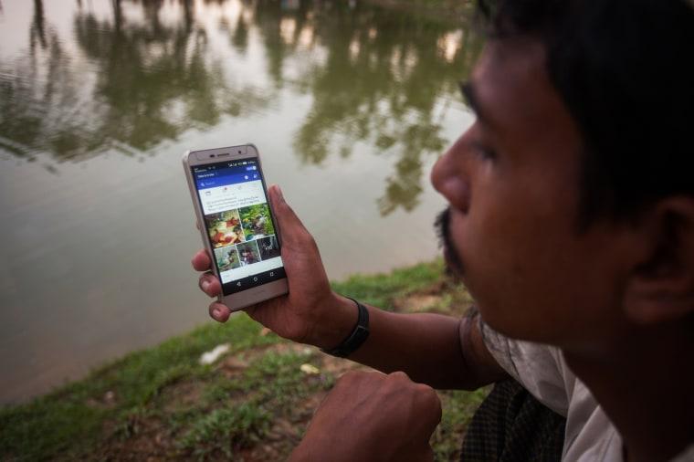 Image: Myanmar Facebook