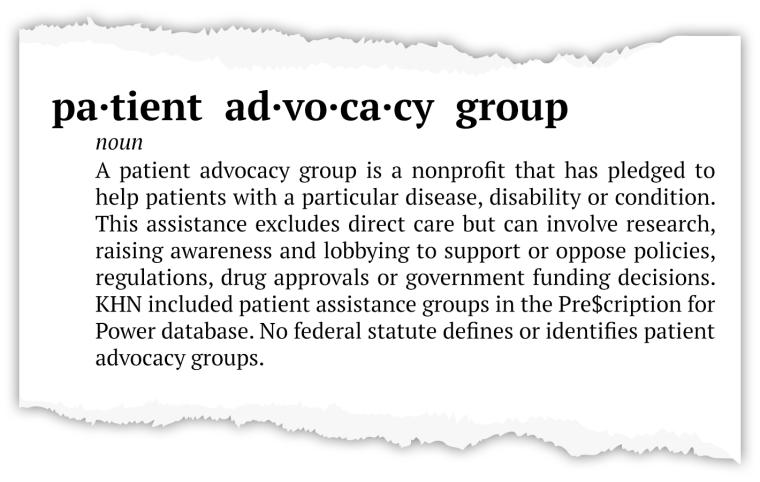 Image: Patient Advocacy