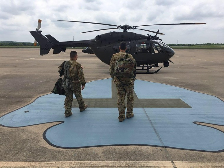 Image: Texas Army National Guard