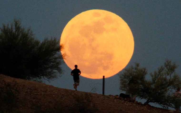 Image: Supermoon