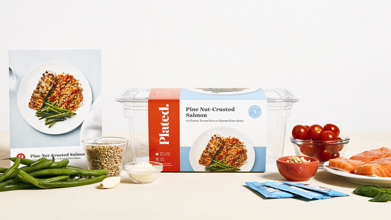 Alberstons Companies launches Plated in-store meal kits.