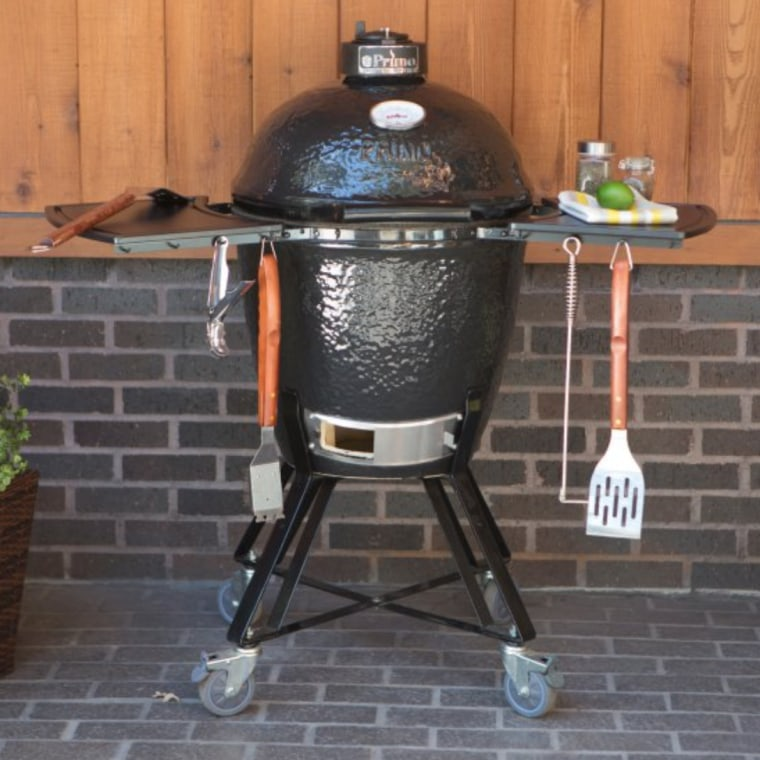cool mothers day gifts Kamado grill