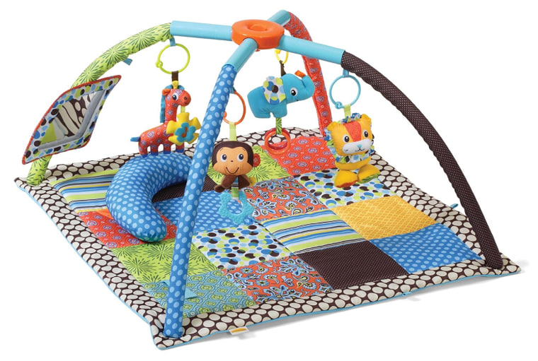 Baby gym activity center review