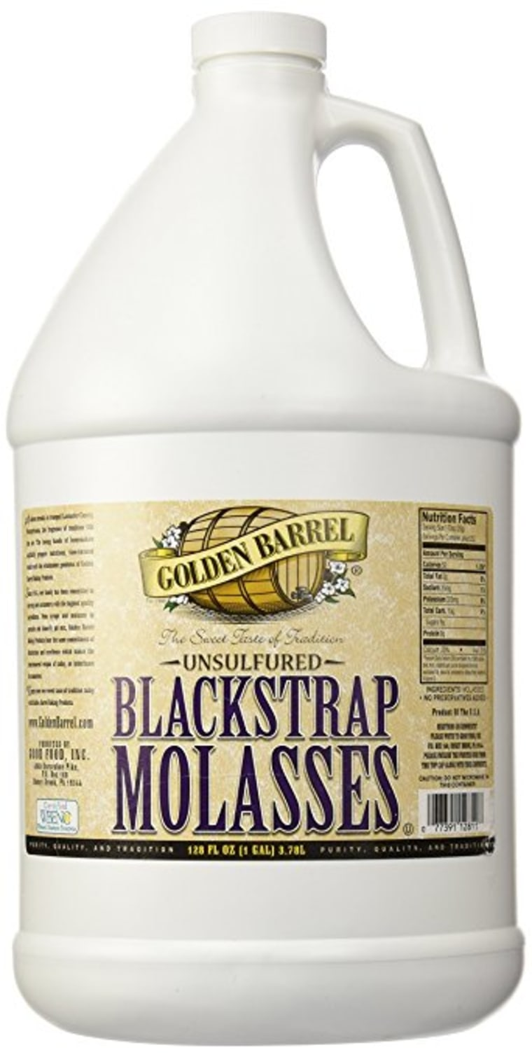Bulk molasses from Amazon.