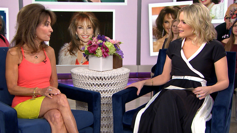 Susan Lucci on Megyn Kelly TODAY