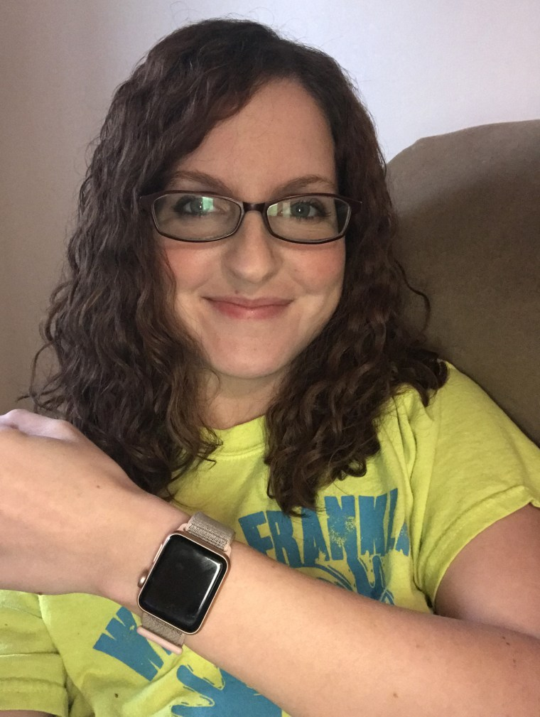 Without her Apple Watch, Heather Hendershot might not have learned that she had hyperthyroidism until her health was in serious danger.