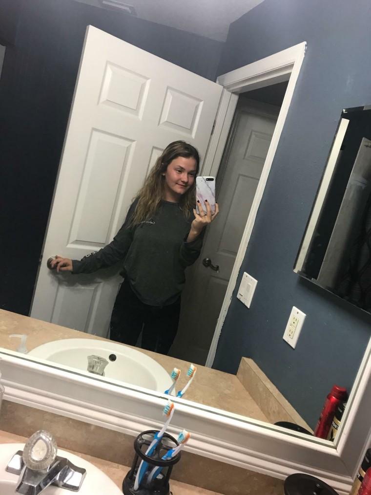 Lizzy Martinez, Braden River High School, dress code controversy