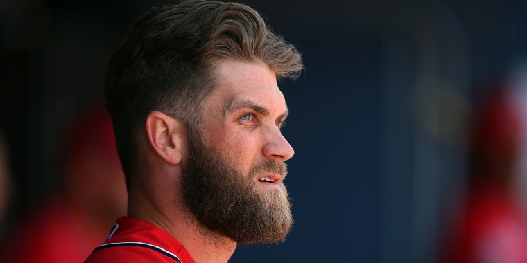 Washington Nationals star Bryce Harper