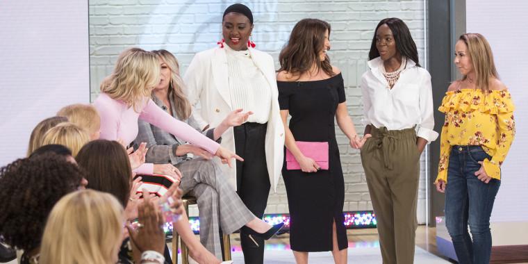 Fashion Show on Megyn Kelly TODAY