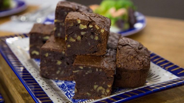Nigella Lawson's Emergency Brownies