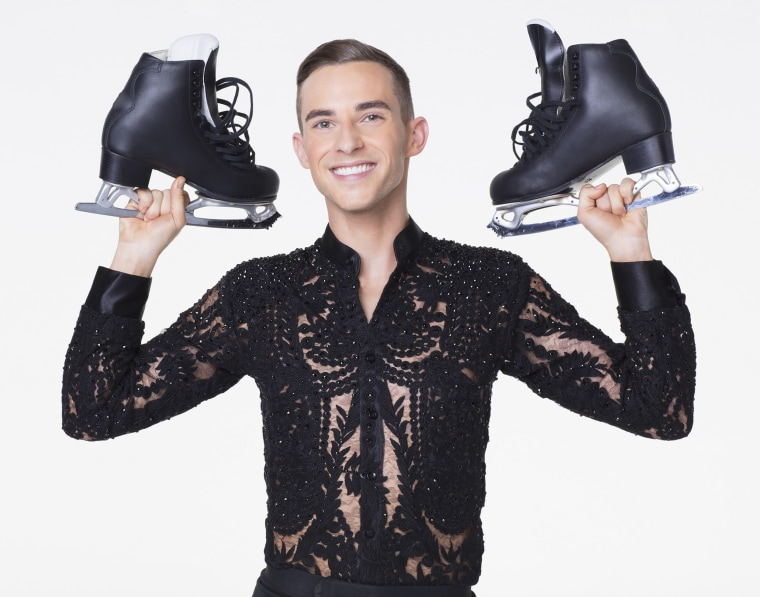 "Adam Rippon on ""Dancing with the Stars"""
