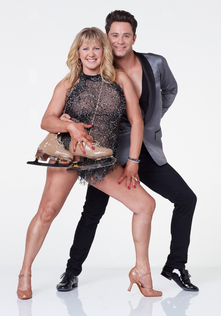 Dancing With The Stars Athletes Cast Includes Tonya Harding