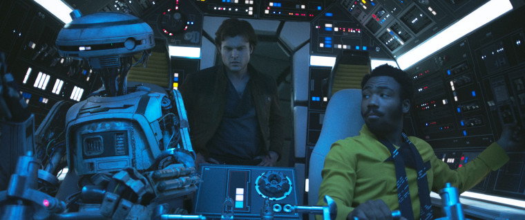 Image: Solo: A Star Wars Story