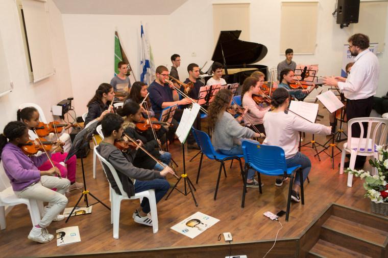 Image: Holocaust music