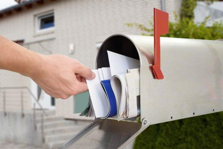 Image: Mailbox