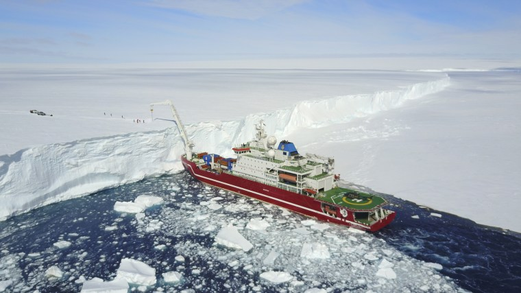 The South African polar research and supply vessel S.A. Agulhas II will be used for the expedition.