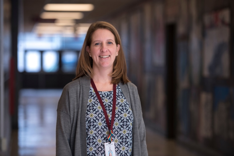 Image: Amy McLeod is Lowell High School's director of curriculum, instruction and assessment