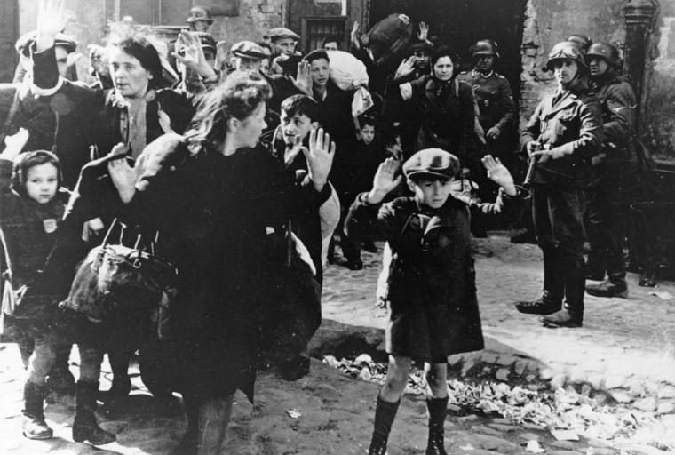 Image: Warsaw Ghetto