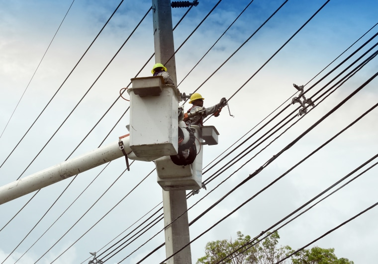 puerto rico single fallen tree on power line leaves 900k without power
