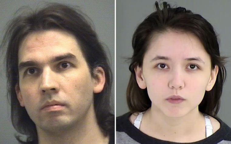 Image: Steven Pladl, left and Katie Pladl, right