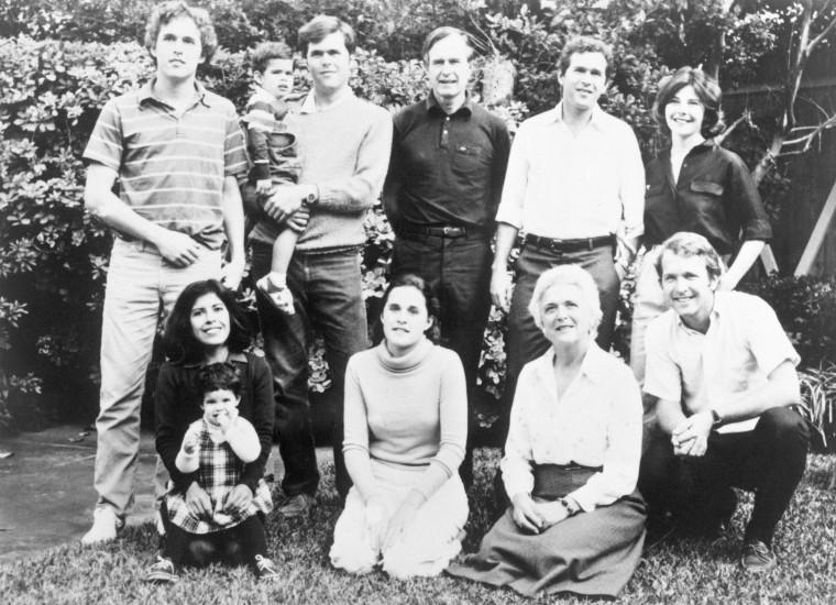 Image: Bush Family Portrait