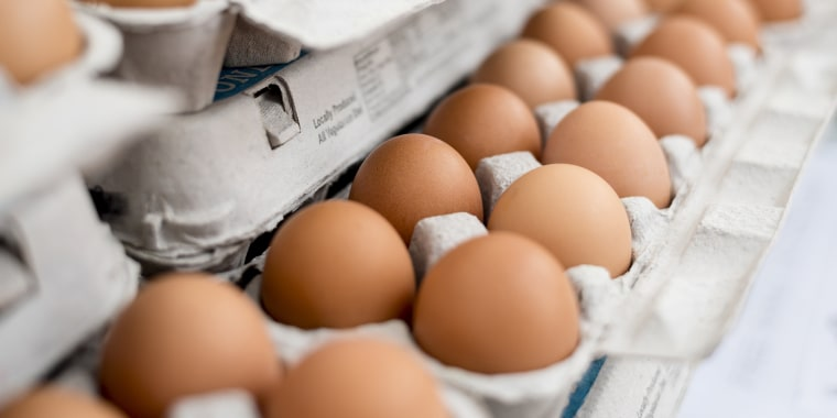 In some parts of the country, eggs have been increasingly difficult to find.