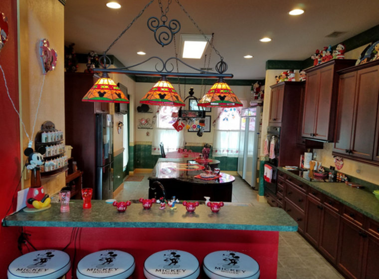 This Disney Themed House In Windermere Florida Has To Be Seen