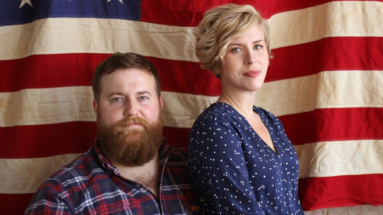"""Home Town"" hosts Erin and Ben Napier are launching an American-made furniture line"