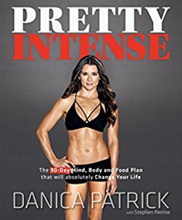 Danica patrick book