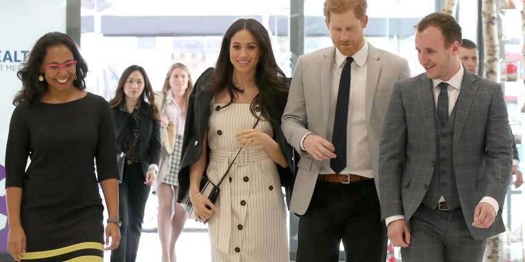 Meghan Markle s Oroton crossbody bag broke royal tradition f20589cc35