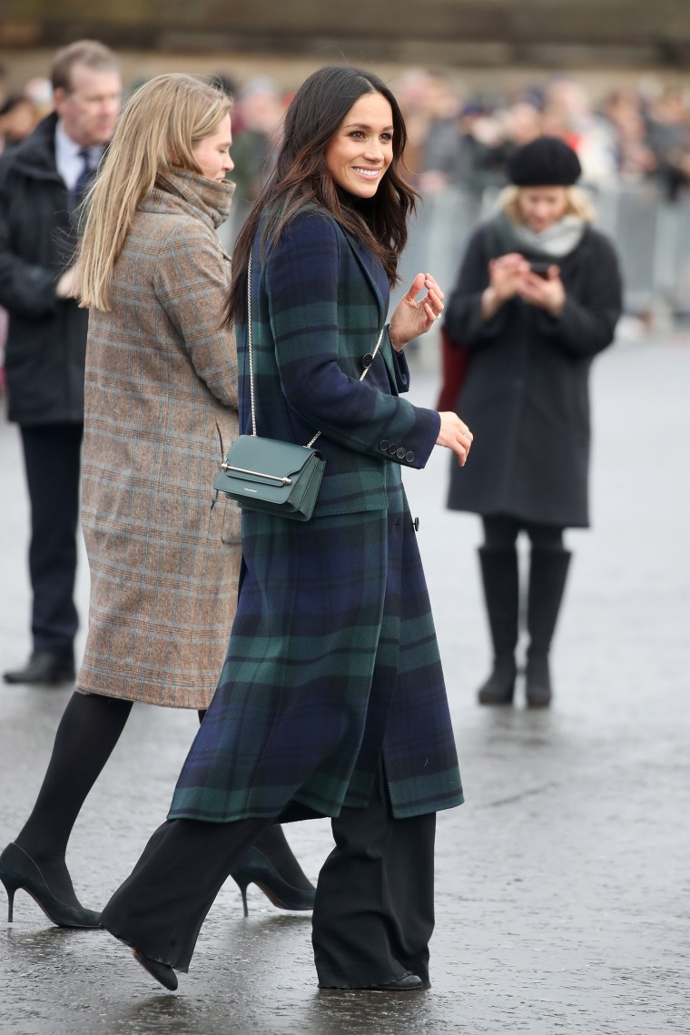Image: Prince Harry And Meghan Markle Visit Edinburgh
