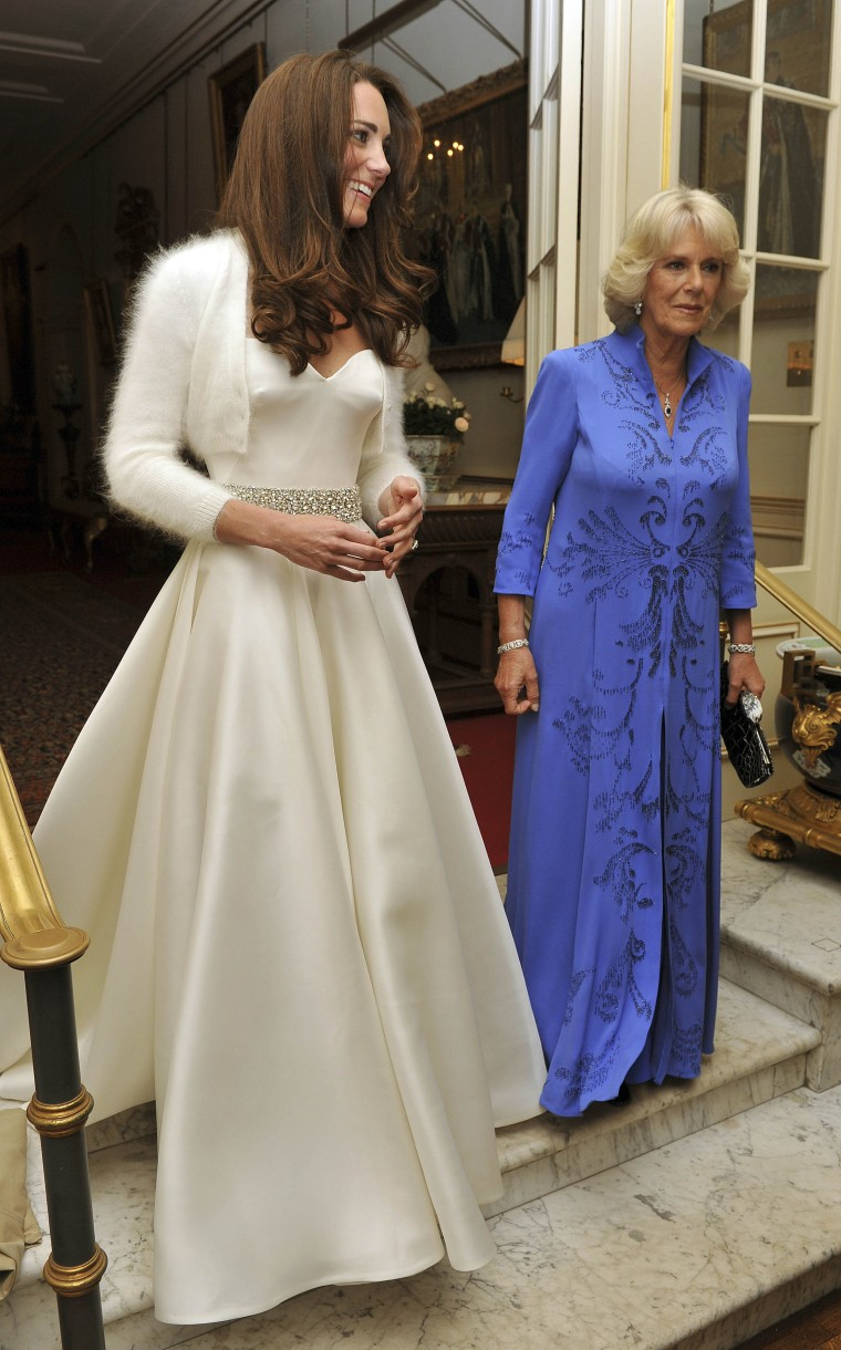 Image: Duchess of Cambridge, Duchess of Cornwall
