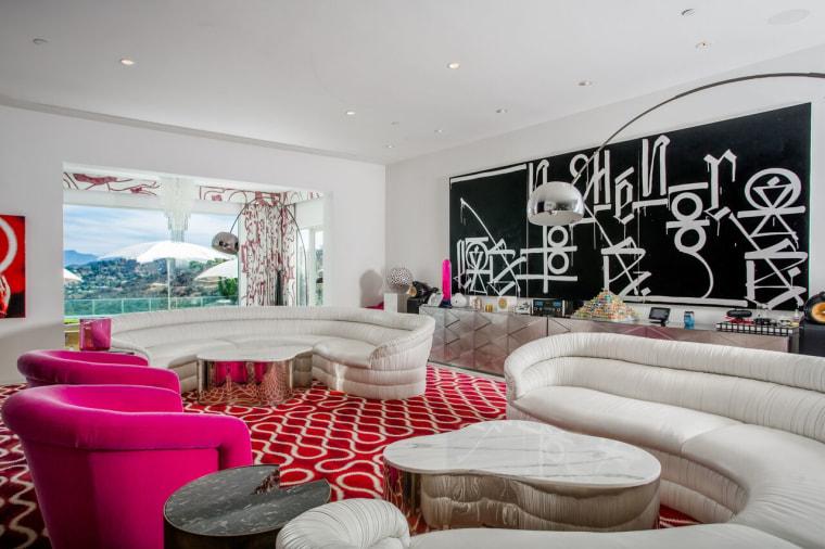 Gwen Stefani house