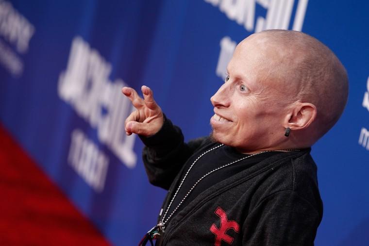 Verne Troyer Dies At 49