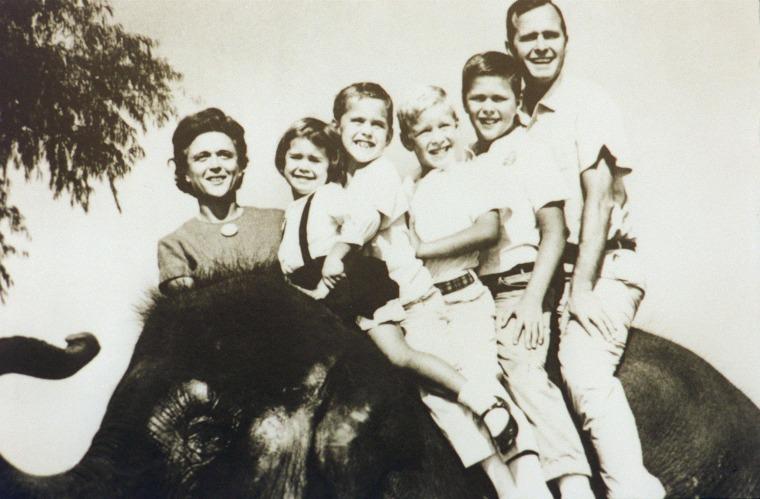 Image: George W. Bush's Family Album