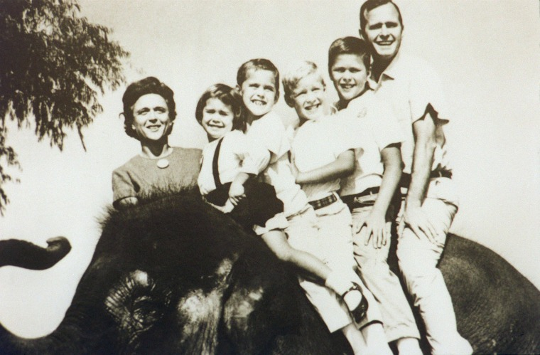 Image: George W. Bush's Family Album