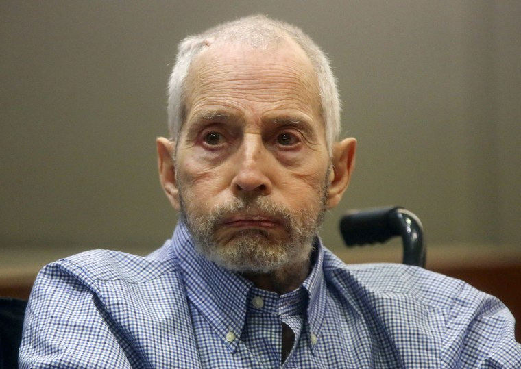 Judge orders Robert Durst to stand trial in murder of friend