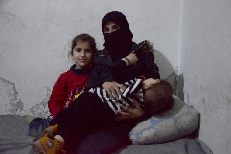 Image: Syrian Layla Qabash