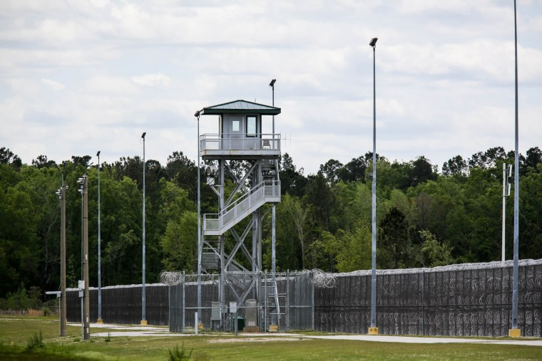 Image: Lee Correctional Institution