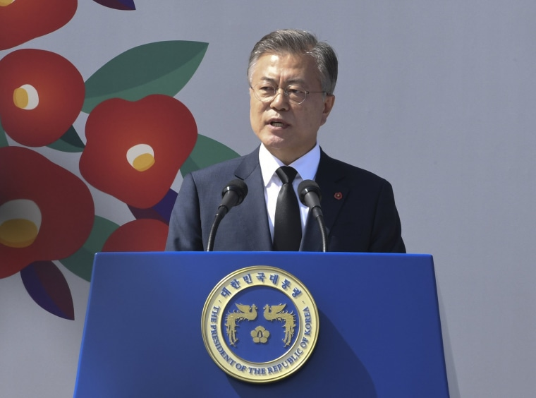 Image: Moon Jae-in