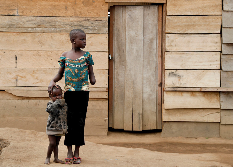 Image: A Picture and its Story: Inside the Congo camp haunted by an unknown war