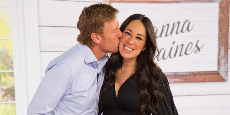 Chip and Joanna Gaines on TODAY