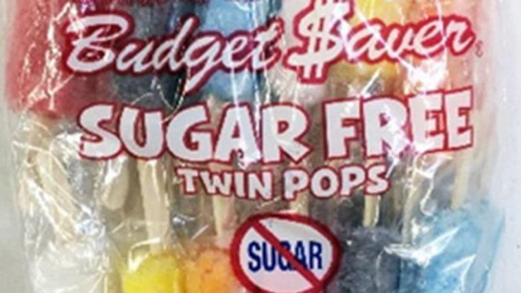 Ziegenfelder Company Recalls Certain Ice Pops For Possible Health Risk