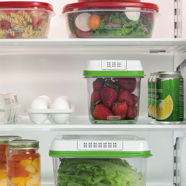 How to keep food fresh in the fridge