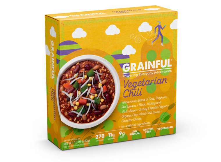 Grainful Vegetarian Chili