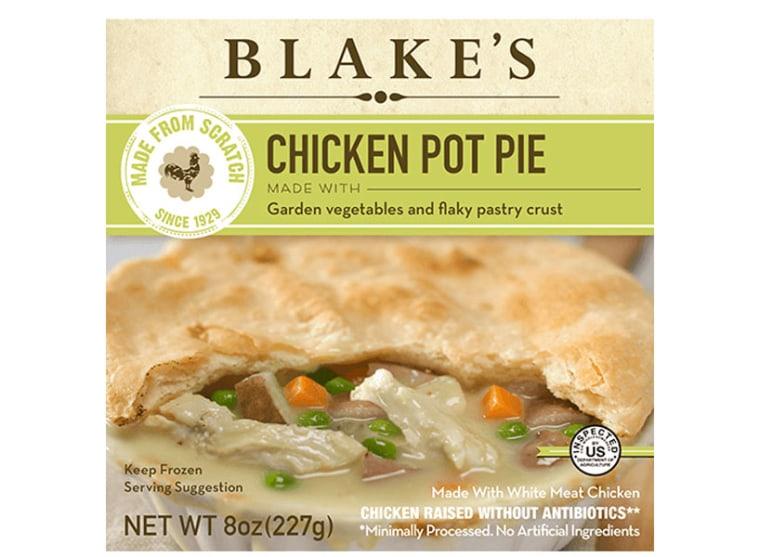 Blake's All-Natural Chicken Pot Pie